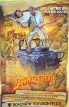 Jake Speed - Movie Poster (xs thumbnail)