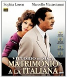 Matrimonio all'italiana - Mexican Blu-Ray cover (xs thumbnail)