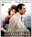 Matrimonio all'italiana - Mexican Blu-Ray movie cover (xs thumbnail)
