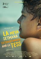 My Extraordinary Summer with Tess - Andorran Movie Poster (xs thumbnail)