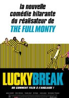 Lucky Break - French Movie Poster (xs thumbnail)