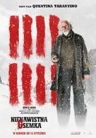 The Hateful Eight - Polish Movie Poster (xs thumbnail)