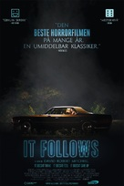 It Follows - Norwegian Movie Poster (xs thumbnail)