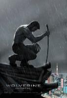 The Wolverine - Brazilian Movie Poster (xs thumbnail)