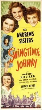 Swingtime Johnny - Movie Poster (xs thumbnail)