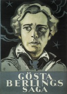 Gösta Berlings saga - Swedish Movie Poster (xs thumbnail)