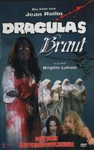 La fiancée de Dracula - German DVD cover (xs thumbnail)