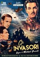 49th Parallel - Italian DVD movie cover (xs thumbnail)
