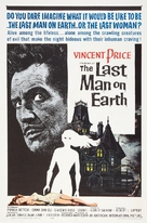 The Last Man on Earth - Movie Poster (xs thumbnail)