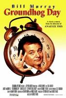 Groundhog Day - Australian Video release movie poster (xs thumbnail)