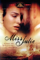 Miss Julie - Movie Cover (xs thumbnail)