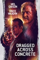 Dragged Across Concrete - Norwegian Movie Cover (xs thumbnail)