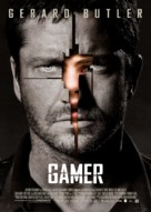 Gamer - Czech Movie Poster (xs thumbnail)