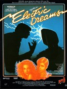 Electric Dreams - French Movie Poster (xs thumbnail)