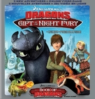 Dragons: Gift of the Night Fury - Canadian Blu-Ray movie cover (xs thumbnail)