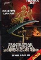 Fascination - German VHS cover (xs thumbnail)
