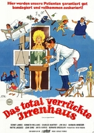 Carry on Doctor - German Movie Poster (xs thumbnail)