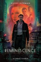 Reminiscence - Singaporean Movie Poster (xs thumbnail)