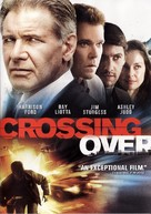 Crossing Over - DVD cover (xs thumbnail)