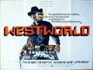 Westworld - British Movie Poster (xs thumbnail)
