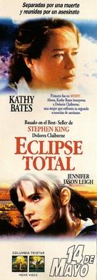 Dolores Claiborne - Argentinian Movie Poster (xs thumbnail)