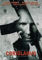 Coriolanus - British Movie Poster (xs thumbnail)