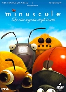 """Minuscule"" - Italian DVD movie cover (xs thumbnail)"