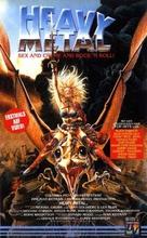 Heavy Metal - German VHS movie cover (xs thumbnail)