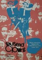 A Thousand Clowns - German Movie Poster (xs thumbnail)
