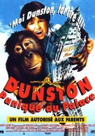 Dunston Checks In - French Movie Poster (xs thumbnail)