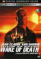 Wake Of Death - Dutch DVD cover (xs thumbnail)