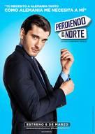 Perdiendo el norte - Spanish Movie Poster (xs thumbnail)