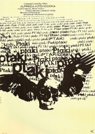 The Birds - Polish Movie Poster (xs thumbnail)
