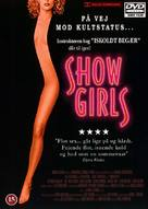 Showgirls - Danish DVD movie cover (xs thumbnail)
