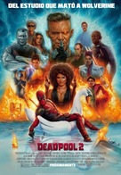 Deadpool 2 - Mexican Movie Poster (xs thumbnail)