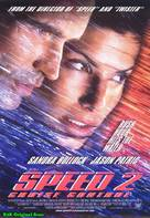 Speed 2: Cruise Control - Movie Poster (xs thumbnail)