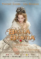 La belle & la bête - Italian Movie Poster (xs thumbnail)