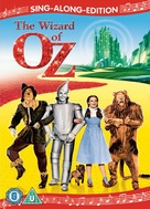 The Wizard of Oz - British DVD movie cover (xs thumbnail)