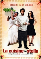 Cooking with Stella - Canadian DVD cover (xs thumbnail)