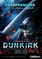 Dunkirk - Slovak Movie Poster (xs thumbnail)