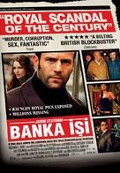 The Bank Job - Turkish Movie Poster (xs thumbnail)
