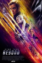 Star Trek Beyond - Greek Movie Poster (xs thumbnail)