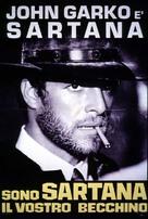Sono Sartana, il vostro becchino - Italian Movie Poster (xs thumbnail)