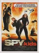 Spy Kids - French Movie Poster (xs thumbnail)