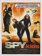 Spy Kids - French Movie Poster (xs thumbnail)