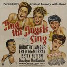 And the Angels Sing - Movie Poster (xs thumbnail)