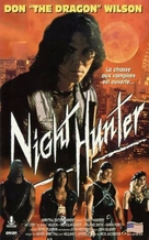 Night Hunter - French VHS cover (xs thumbnail)