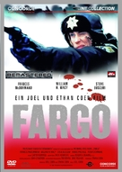 Fargo - German DVD cover (xs thumbnail)