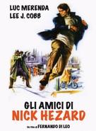 Gli amici di Nick Hezard - Italian Movie Cover (xs thumbnail)
