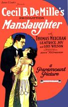 Manslaughter - Movie Poster (xs thumbnail)